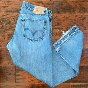 Levi's Relaxed Straight 559 Jeans sz 33 x 32